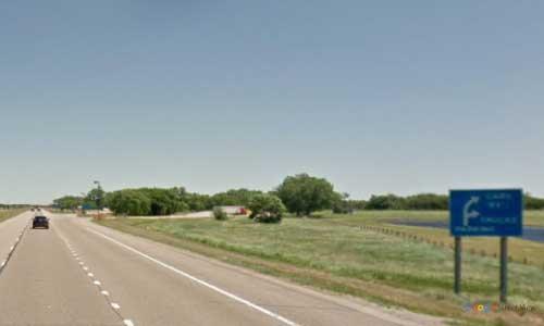 ne interstate 80 nebraska i80 brady welcome center rest area marker 194 eastbound off ramp exit